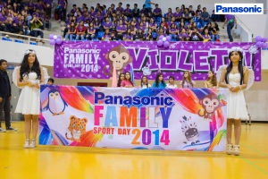 2-Panasonic Family Sport Day
